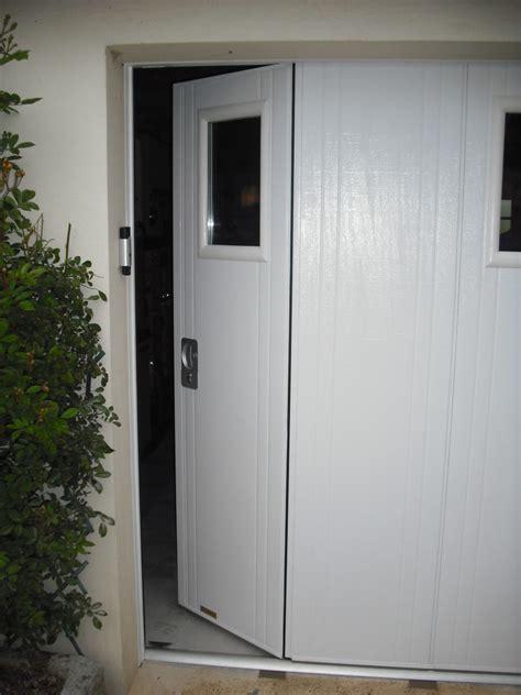 porte de porte de garage coulissante lat 233 rale isol 233 e i manuelle ou