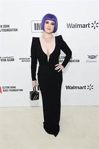 Kelly Osbourne at the 2020 Elton John AIDS Foundation ...