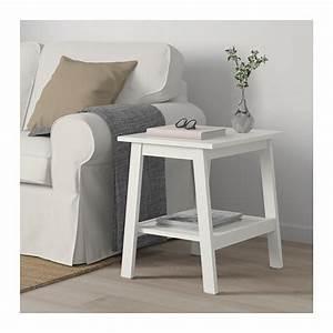 Tischdecke Weiß Ikea : lunnarp beistelltisch wei ikea ~ Watch28wear.com Haus und Dekorationen