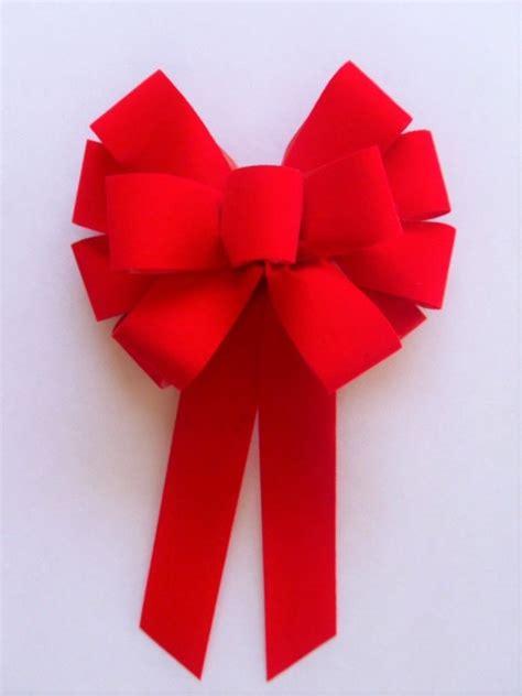 making christmas bows christmas decore