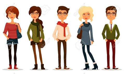 Picture Cartoon People