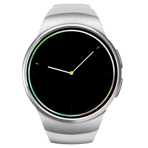 Kw18 Full Circular Screen Heart Rate Smart Watch  White. Soccer Bands. Cute Anklets. Shared Prong Eternity Band. Hammered Wedding Rings. Earring Necklace. Emarald Rings. Stone Bangles. Gold Anklet