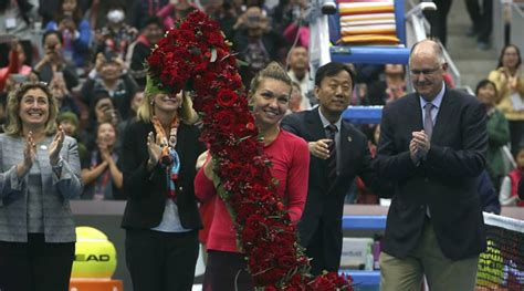 WTA Rankings: Simona Halep finishes as World No 1 for second year running