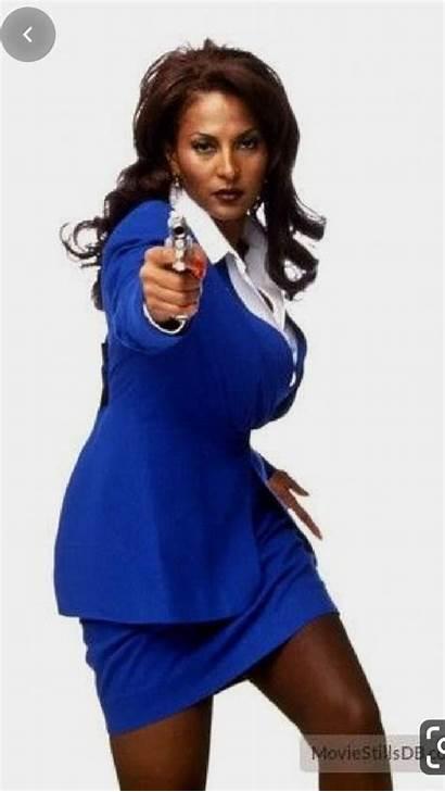 Ass Bad Actors Pam Grier Brown Jackie