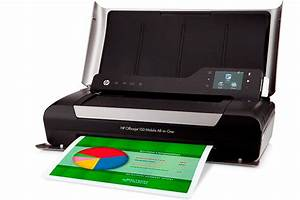 hp officejet 150 mobile all in one printer the proper With portable printer document
