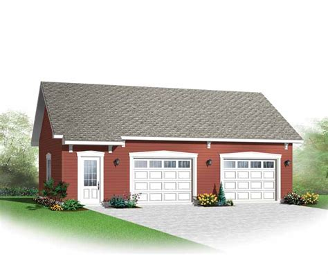 single story home plans with detached garage garage plans detached garage plans at eplans