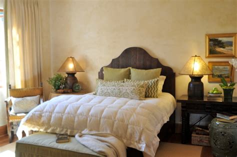Spanish Style Home Traditional Bedroom San Francisco