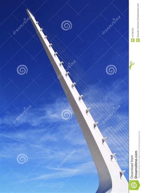 sundial bridge at turtle bay editorial photo image 47706731
