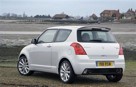 Suzuki Swift Sport (2006  2011) Photos Parkers