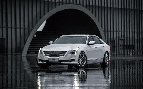 Cadillac Ct6 Sedan 2016, Hd Cars, 4k Wallpapers, Images