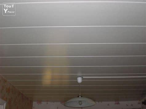 8m 178 plafond pvc blanc imitation bois dunkerque 59140