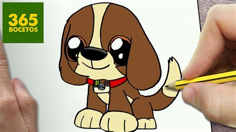 como dibujar perro instagram kawaii paso  paso dibujos kawaii faciles   draw dog