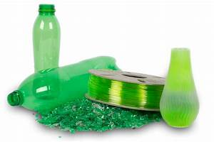 Refil Recycled PET from Green Bottles
