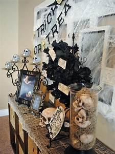 Easy Elegant Halloween Decorations