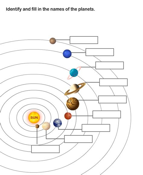 uranus planet worksheet page solar system and planets worksheet