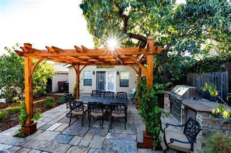 Landscaped Backyards Pictures by Backyard Landscaping Los Osos Ca Photo Gallery