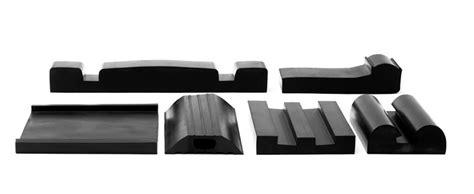 Custom Extruded Rubber Profiles