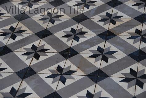 vintage floor tiles for antique cement tiles and photo tours villa lagoon tile 8832