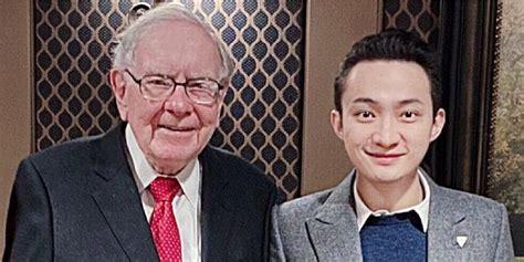 Warren Buffett Finally Had $4.6 Million Lunch With Tron ...