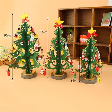 wholesale cm high quality wood artware diy christmas