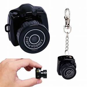 Y2000 Smallest Camera HD Mini Camcorder Video Recorder DVR ...