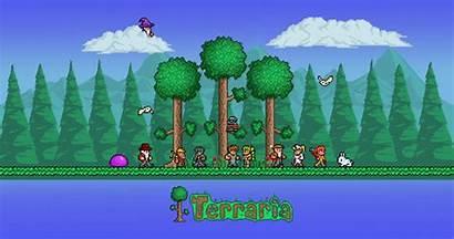 Terraria Background Gamegrin