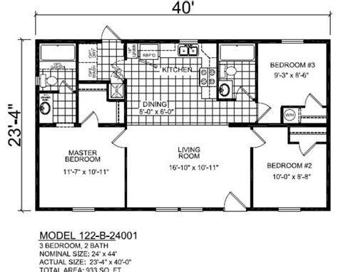 mobile home ideas home plans blueprints