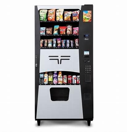 Vending Combo Machine Machines Ii Trimline Snack