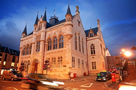 Will Highland Council move out of Inverness Town House?