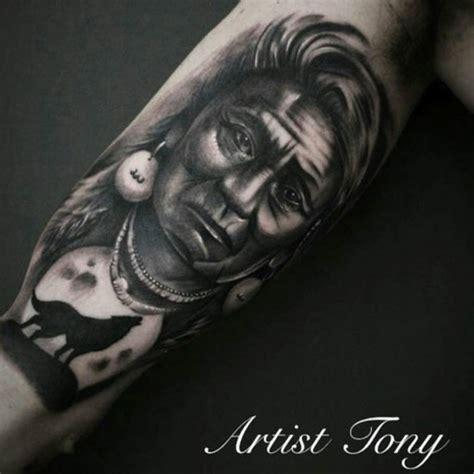 indian wolf tattoo  tattoo ideas gallery