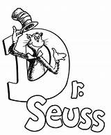 Seuss Dr Coloring Pages Printable sketch template