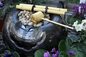 Feng Shui Wasser : harmonische einrichtungskonzepte wohlbefinden frei haus mit einem feng shui brunnen ~ Indierocktalk.com Haus und Dekorationen