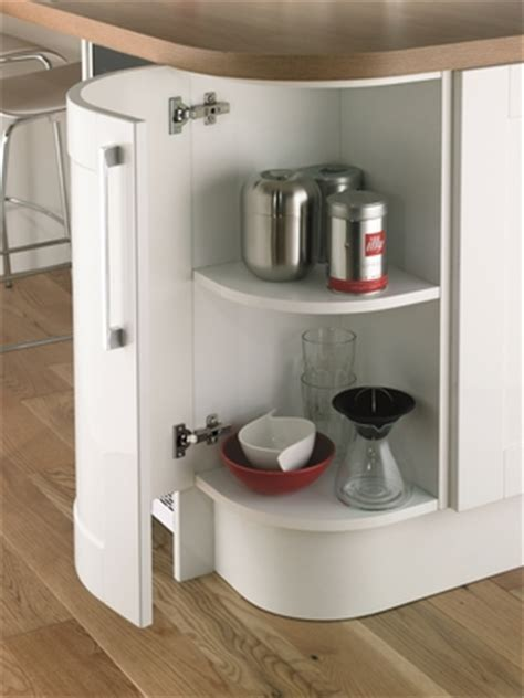 Burford Gloss White Kitchen   Shaker Kitchens   Howdens