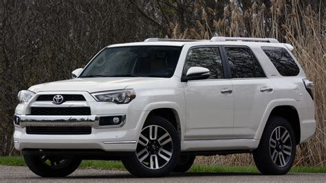 Toyota Four Runner 2014 by 2014 Toyota 4runner Limited Autoblog