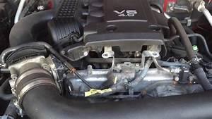 Nissan Frontier 4l V6 Engine Sound Idle
