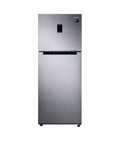 Refrigerator Samsung Door Double Inox Frost Refined