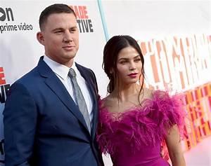 "Channing Tatum and Jenna Dewan-Tatum at Amazon's ""Comrade ..."