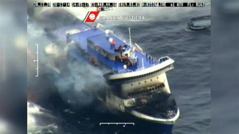 cruise ship sinking 2016 more than 400 rescued amid ferry disaster abc news