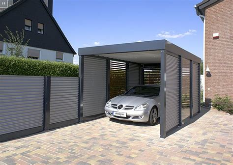 Installation Designo Carport Abri Voiture En France L