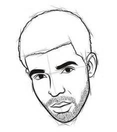 Easy Drawings to Draw Drake