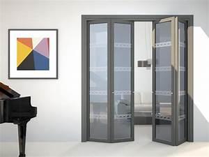 Falttüren Glas Innen : faltt r aus glas flat f1 by foa ~ Watch28wear.com Haus und Dekorationen