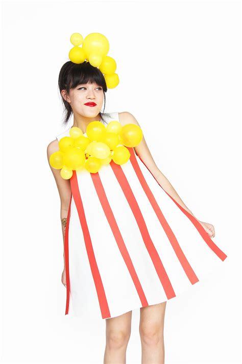 diy costumes aww sam diy popcorn halloween costume