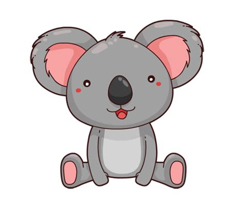 Clipart Koala by Koala Clipart Transparent Pencil And In Color Koala