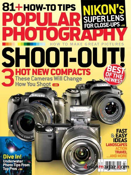 Popular Photography  July 2010 » Download Pdf Magazines