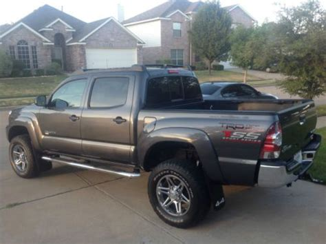 purchase   toyota tacoma tss edition  fort worth