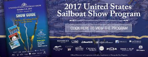 Annapolis Boat Show by United States Sailboat Show Annapolis Maryland