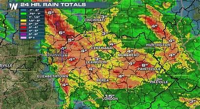Kentucky Flooding Severe Radar Rocks Weather Flood