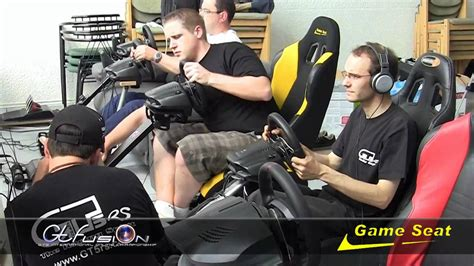 playseat evolution test playseat vs game seat t500rs vs g 27 test 2 youtube