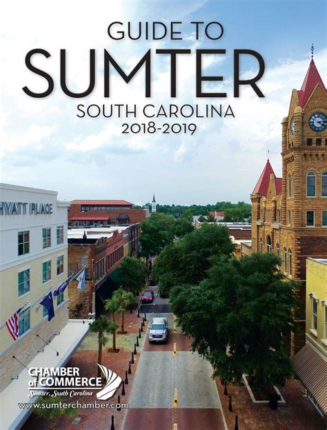 sumter chamber guide   sumter item issuu