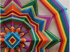 Ojos de Dios Mandala Artworks by Jay Mohler ‹ Fashion